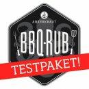BBQ Mega Test Paket 18 Sorten Rubs