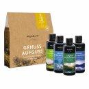 Geschenkset aus 4 Premium Bio-Saunaaufgüssen von...