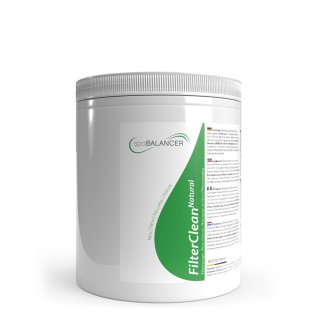 SpaBalancer Filter Clean Natural New für Whirlpool Lamellenfilter 950g